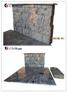 Wall Stone, Labvader White