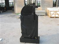 Shanxi Black headstone