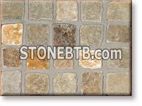 Natural Stone - Cubes