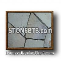 Lompoc Regular Cream Flagstone