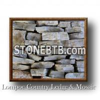 Lompoc Country Ledge Semi Square Mosaic