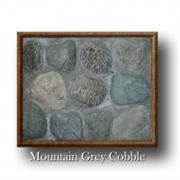 Mountain Grey Cobbles 12