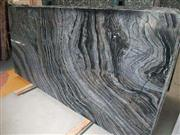Tree Black Marble slabs