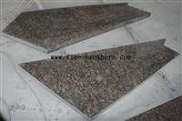 Baltic Brown Granite Double Step