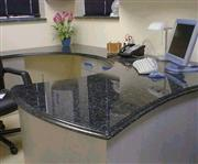 Blue Table Top, Worktop