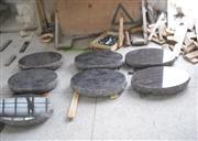 Oval Stone Plaques