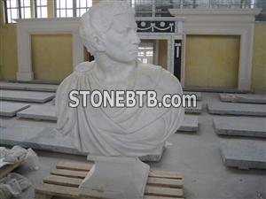 Marble Satue Bust
