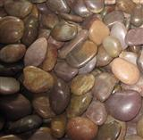 Cobbles and Pebbles Red Natural