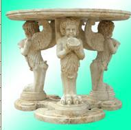 Western Style Stone Table