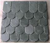 Tumbled Cubes Tile Roofing Slate