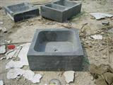 Limestone washbasin