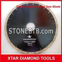 Diamond Circular Saw Blade For Granite Edge Cutting Machine