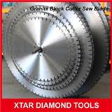 Diamond Saw Blade For Granite Block Cutting Machines