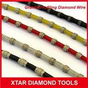 Granite Diamond Wire For Stone Profiling Wire Saw Machine
