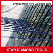 Diamond Wire For Granite Multi Wire Sawing Machine
