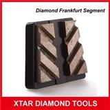 Metal Bond Diamond Frnkfurt Abrasives For Marble Calibration