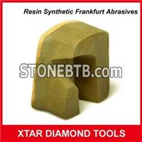 Resin Bond Synthetic Frankfurt Abrasives For Marble Polishing