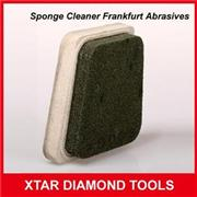 Sponge Fiber Extra Cleaner Pads For Marble Surface Cleaing