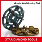 Diamond Segmented Metal Grinding Disc For Granite Grinding