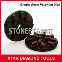 Resin Bond Grinding Disc For Granite Grinding And Polishing