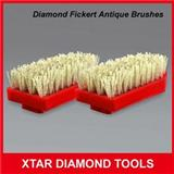 Diamond Fickert Abrasives Brushes For Matt Surface Granite