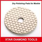 Marble Wet Flexible Polishing Pads For Angle Grinder