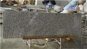 New G602, New G603 Countertop Polished Surface Gray Granite