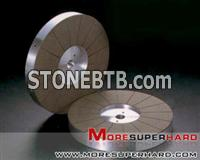 CBN Flat Wheel Tapered Both Side