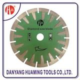 HM-56 180T Shape Cutting And Grinding Diamond Saw Blade