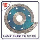 HM-59 Specially Designed For Cutting Porcelain Tile,marble And Granite Thin Tile Diamond Saw Blades