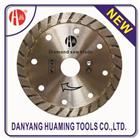 Hot Press Sintered Segmented Diamond Saw Blade