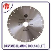 HM-40 Laser Diamond Saw Blade For Hard Marble