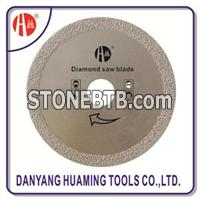 HM-34 125mm Vacuum Brazed Saw Blade
