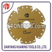HM-33 Diamond Laser Saw Blade