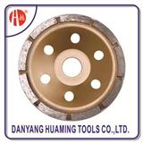 HM-43 Single Row Cup Grinding Wheel