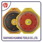 HM-20 High Quality Diamond Mini Circular Saw Blades For Marble Granite