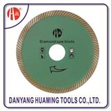 HM-21 High Quality,no Chipping Diamond Ceramic Saw Blade