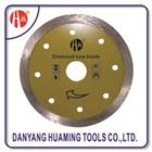 HM-15 100mm~350mm Continuous Rim Diamond Saw Blade