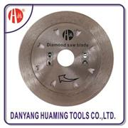 HM-16 Continuous Rim Diamond Blade For Ceramics