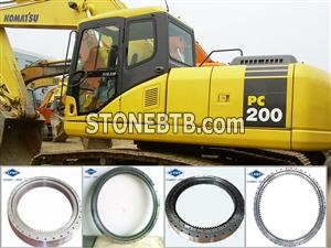 Excavator slewing bearing for Hitachi