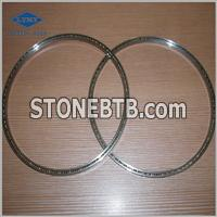 KF120CP0 thin section bearing with brass cage