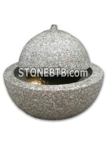 CFT-W05 Half Sphere Fountain(With Basin)