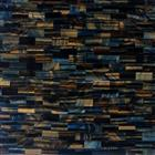 Yellow And Blue Tiger Eye