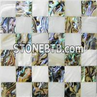Shell mosaic(bonded joint)