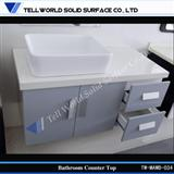 Hot sale, bathroom vanity cabinet countertop