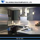 Tell World Brand kitchen Grantie countertop marble countertop solid surface counter top
