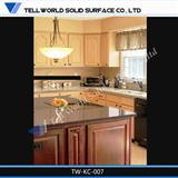 2014 factory supply hot sale kitchen marble counter top/kitchen furniture