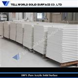 China factory supply solid surface sheet solid surface
