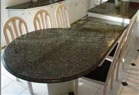Balck Granite Slab Countertop
