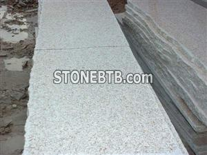 Granite slab gangsaw slabs
